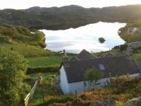 Glencorse House Self Catering Lochinver Scotland